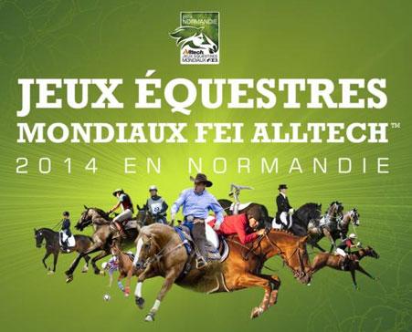 Jeux Équestres Mondiaux FEI 2014